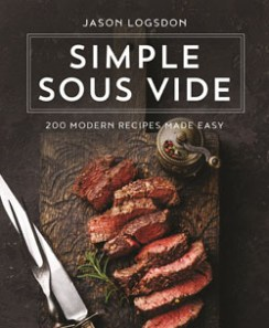 Simple Sous Vide cookbook with good recipe