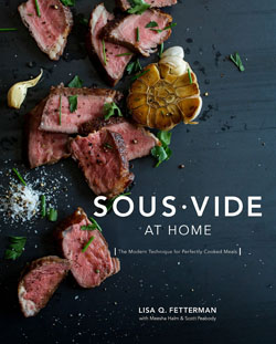 best sous vide cookbook is Sous Vide at Homeb