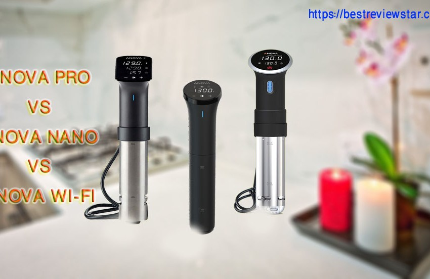 Anova Precision Cooker Nano vs Anova Precision Cooker Pro vs Anova Precision Cooker review