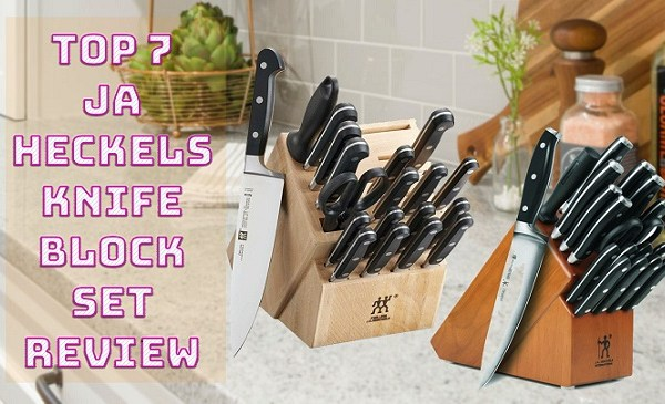 ja henckels knife set review