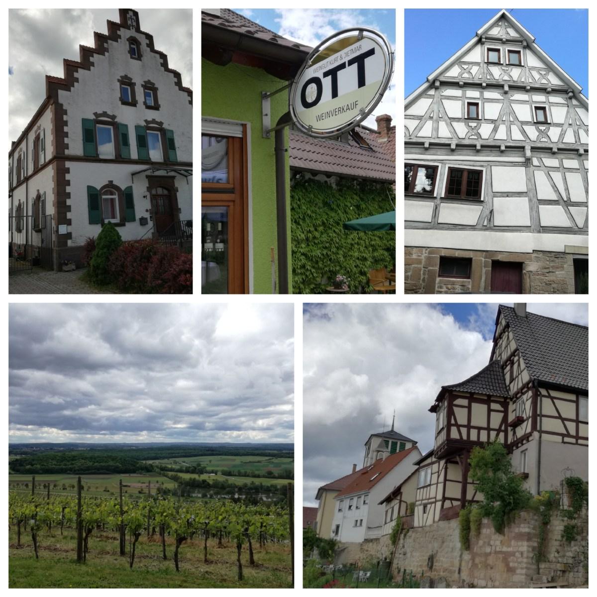 Ausflug zum Weinfest