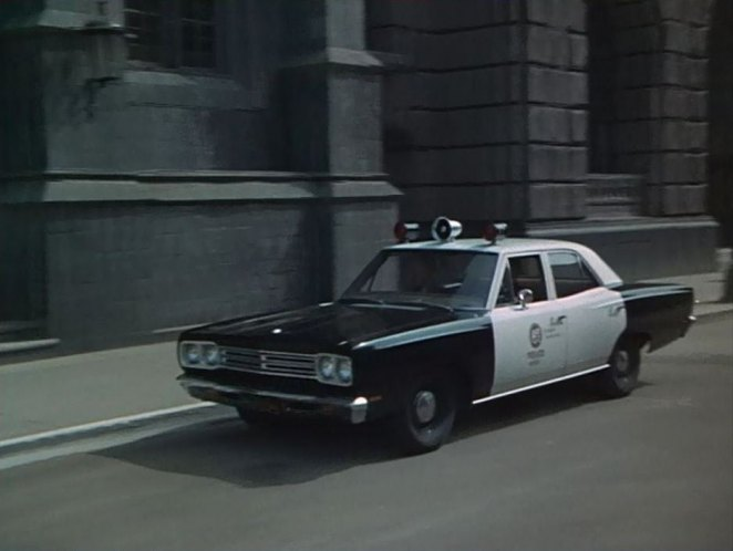 Cop Cars - Adam12 1969 Plymouth Belvedere