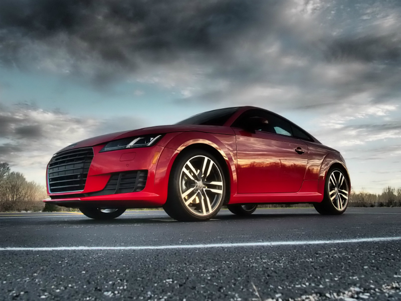 review  audi tt coupe  coupe  quattro dsr leasing