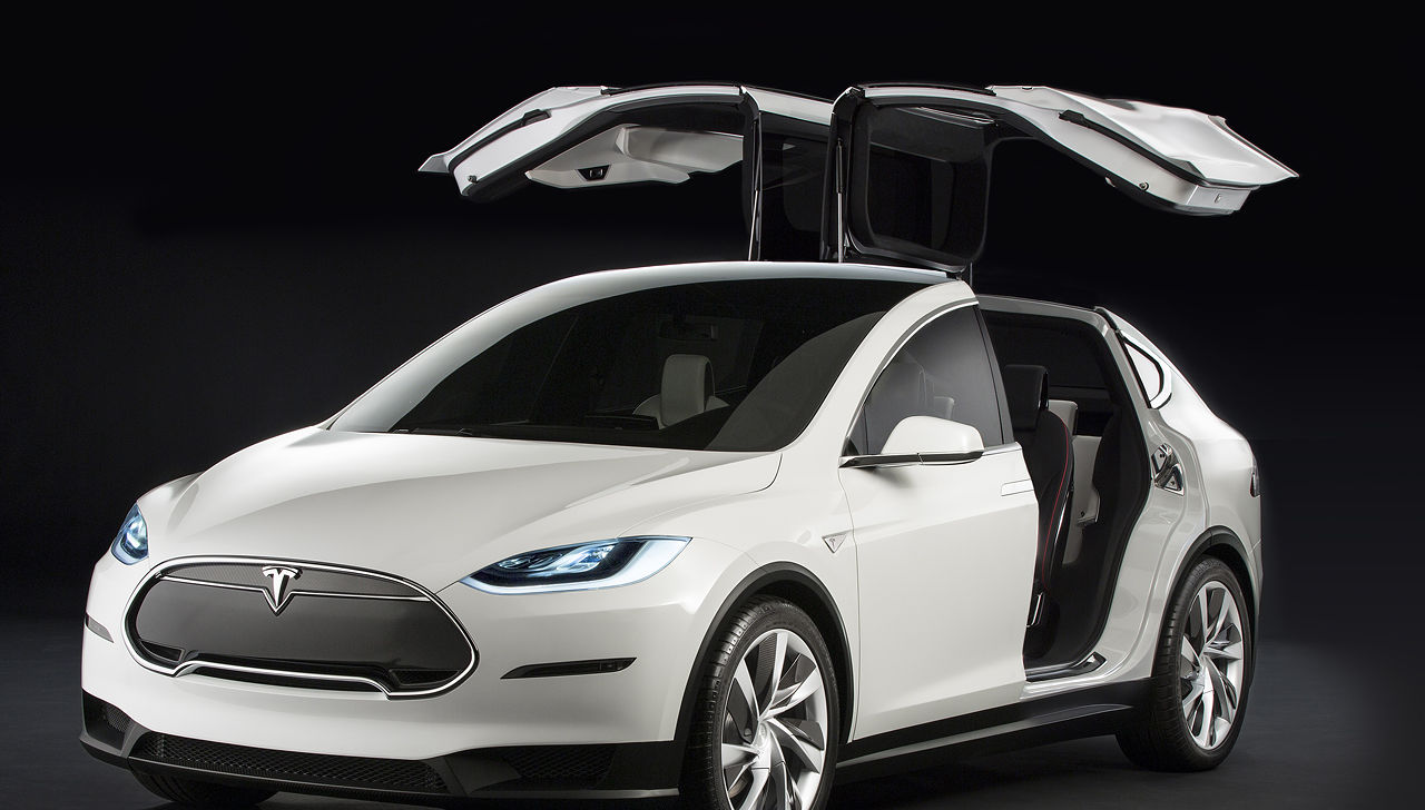 You Can Order A Tesla Model X But You Won T See It Until 2016 Bestride