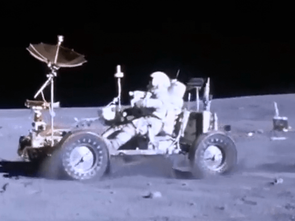 7 Things you didn't know about the Moon-buggy - video ...