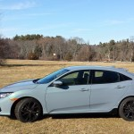 Review 2017 Honda Civic Hatch Sport Do You Really Need An Si Bestride