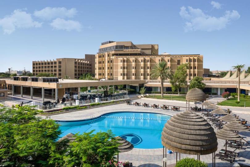 فندق الانتركونتننتال الرياض