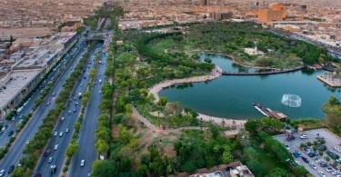 أفضل 5 منتزهات في الرياض