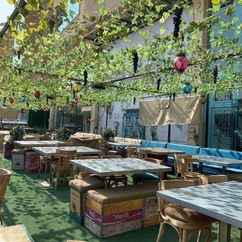 مطاعم الفطور في الرياض مطعم ضيعتنا