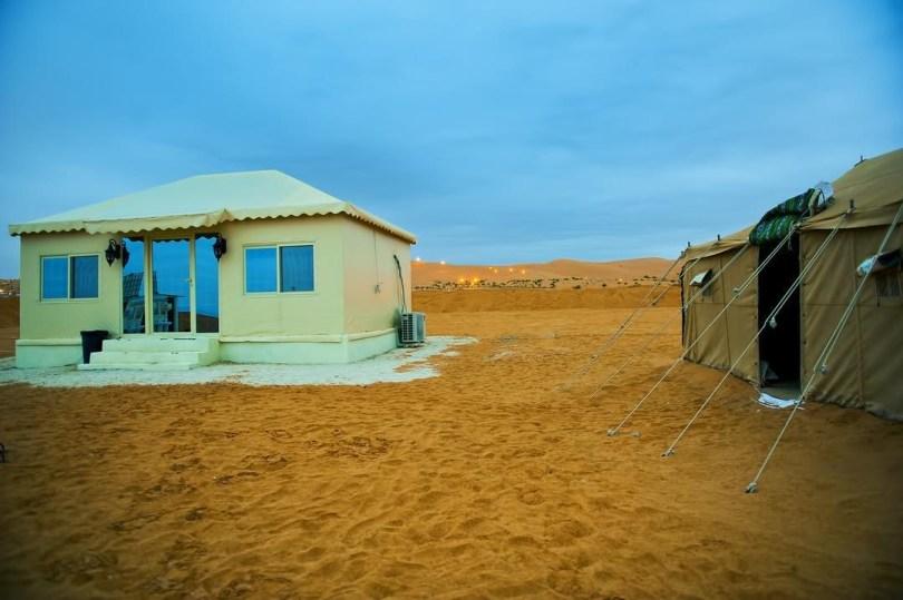 افضل 4 مخيمات في الرياض مخيم وجد