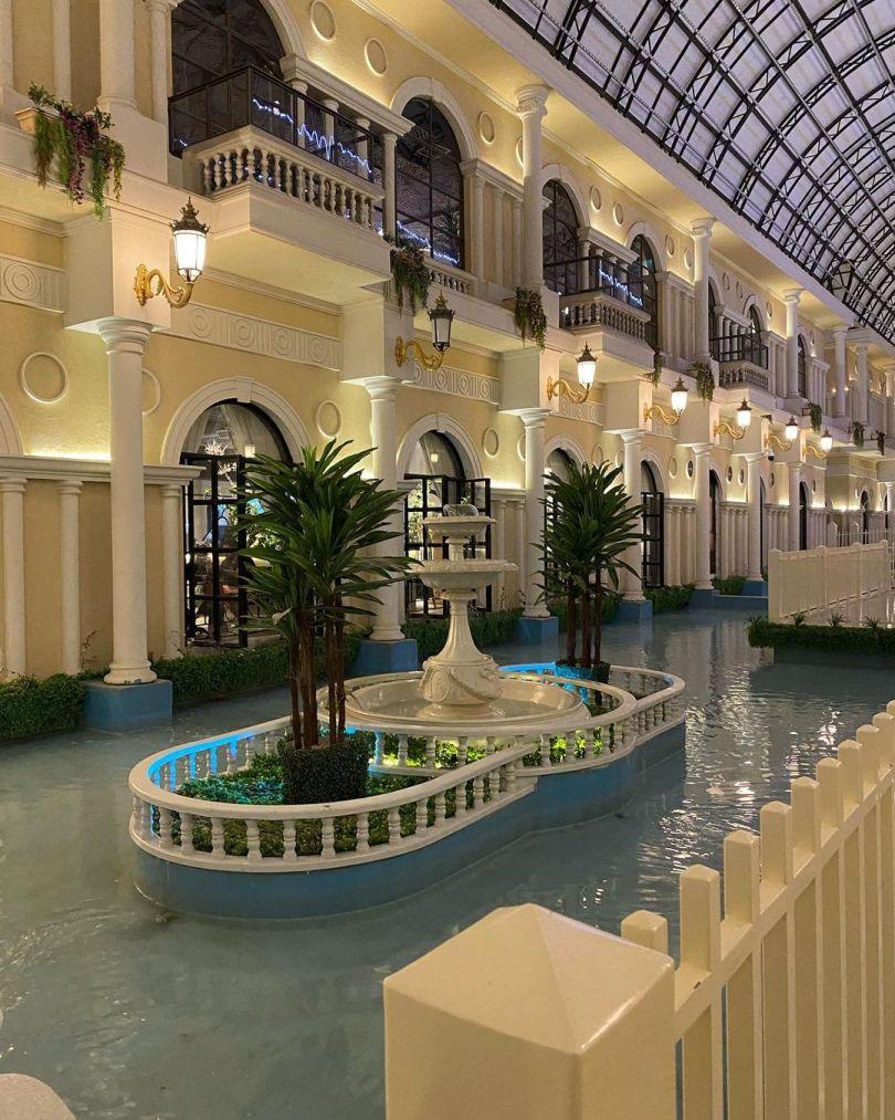 افضل اماكن جديدة في الرياض فورتوري مول