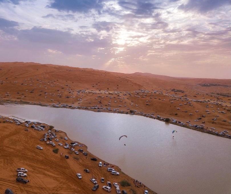 6 اماكن حول الرياض تستحق الزيارة