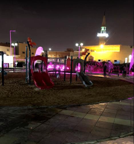 الحدائق في الرياض مجانية