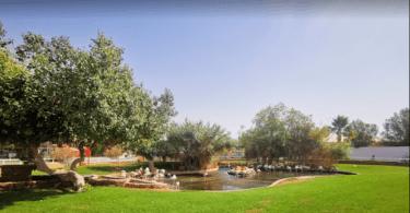 الحدائق في الرياض