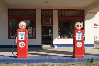 Route 66 in Oklahoma, Old D-X Station