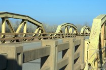 "Oklahoma Route 66, Pony Truss Bridge from ""Grapes of Wrath"""