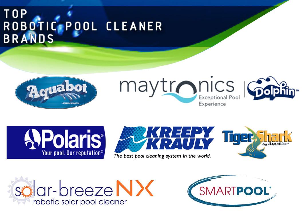 robotic pool cleaners companies