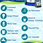 9 Major Benefits of Robotic Pool Cleaners Infographics
