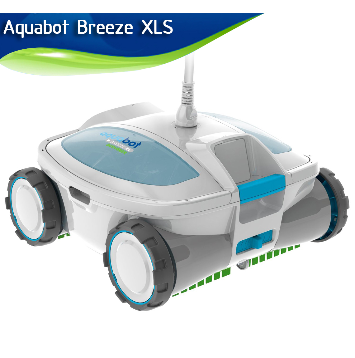 Aquabot Breeze Xls Review Best Robotic Pool Cleaners