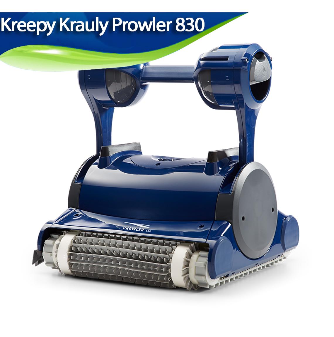 Kreepy Krauly Prowler 830 Review Best Robotic Pool Cleaners