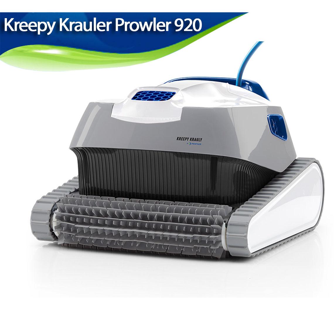 Kreepy Krauly Prowler 920 Review Best Robotic Pool Cleaners
