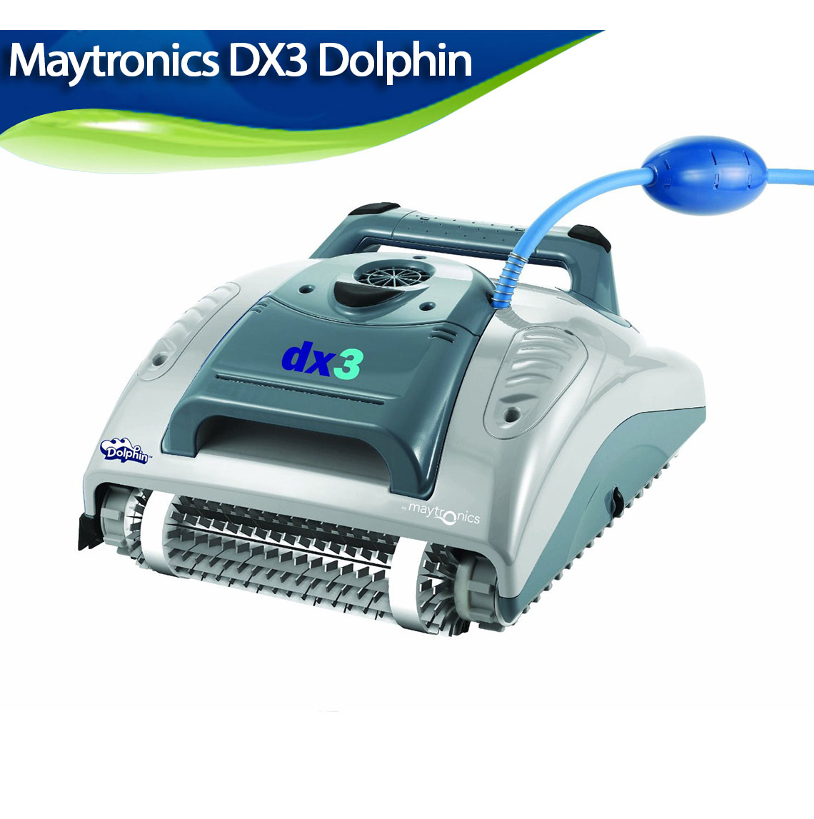 Maytronics DX3 Dolphin REVIEW