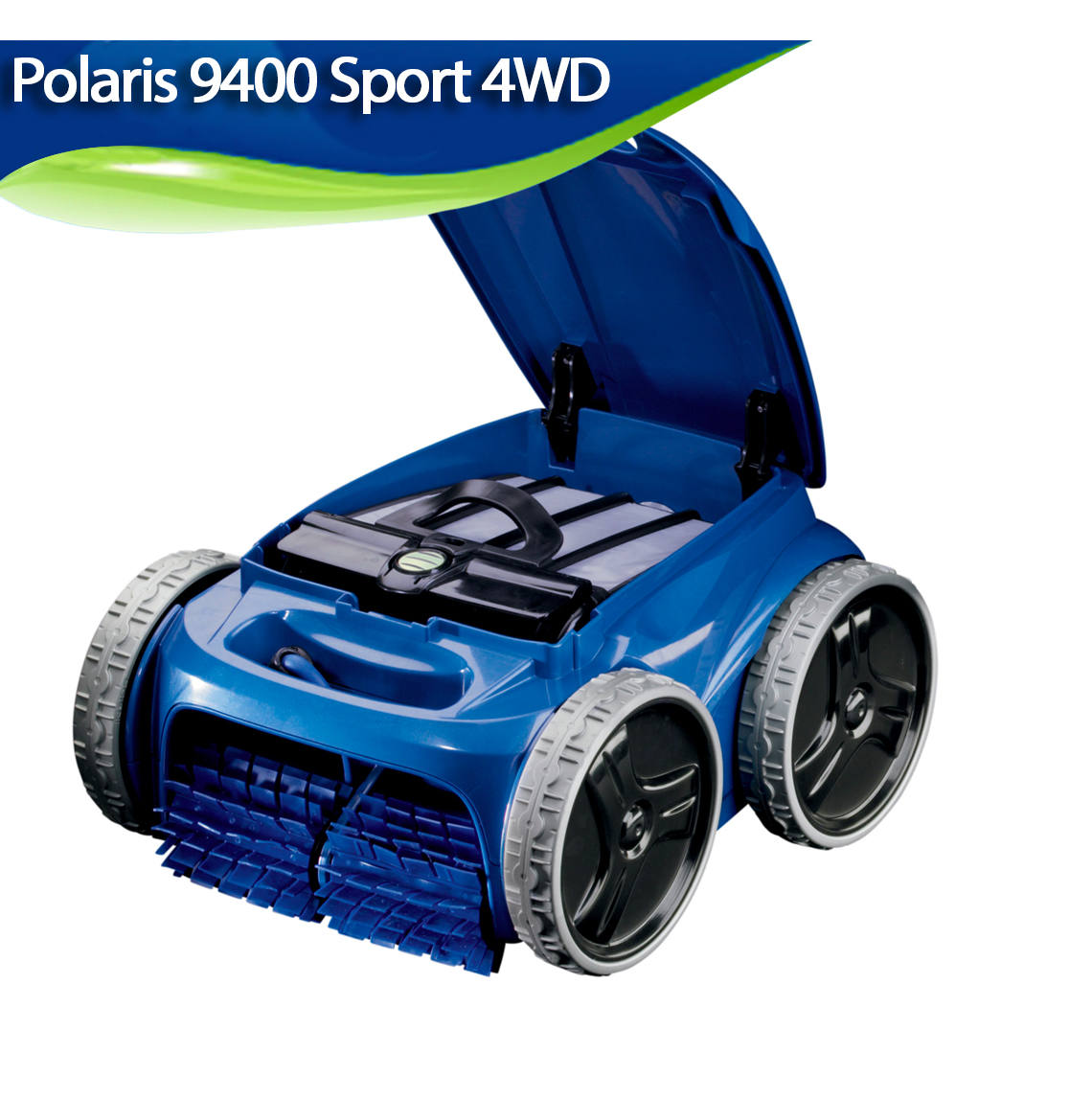 Polaris 9400 Sport 4wd Review Best Robotic Pool Cleaners