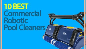 20 Best Robotic Pool Cleaners for 2018 - Best Robotic Pool