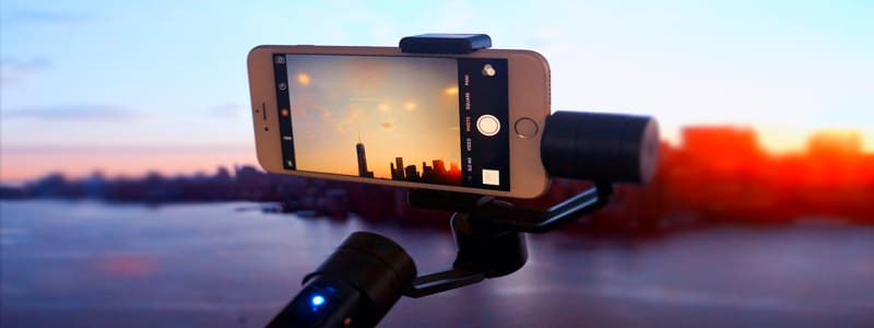 Best Gimbal 3Axis Smartphone Stabilizers