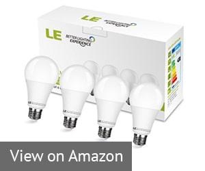 LE 100w e26-e27 LED Bulb Review