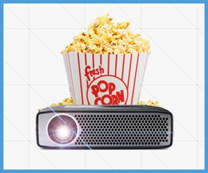Best Pocket Projector