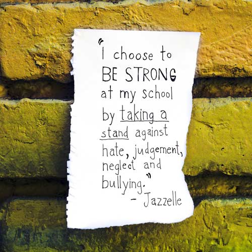 Taking-a-Stand-Against-Bullying