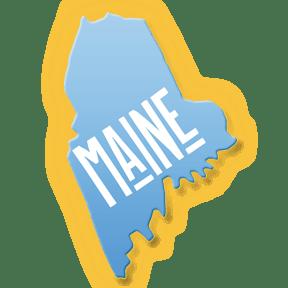 Maine State Image