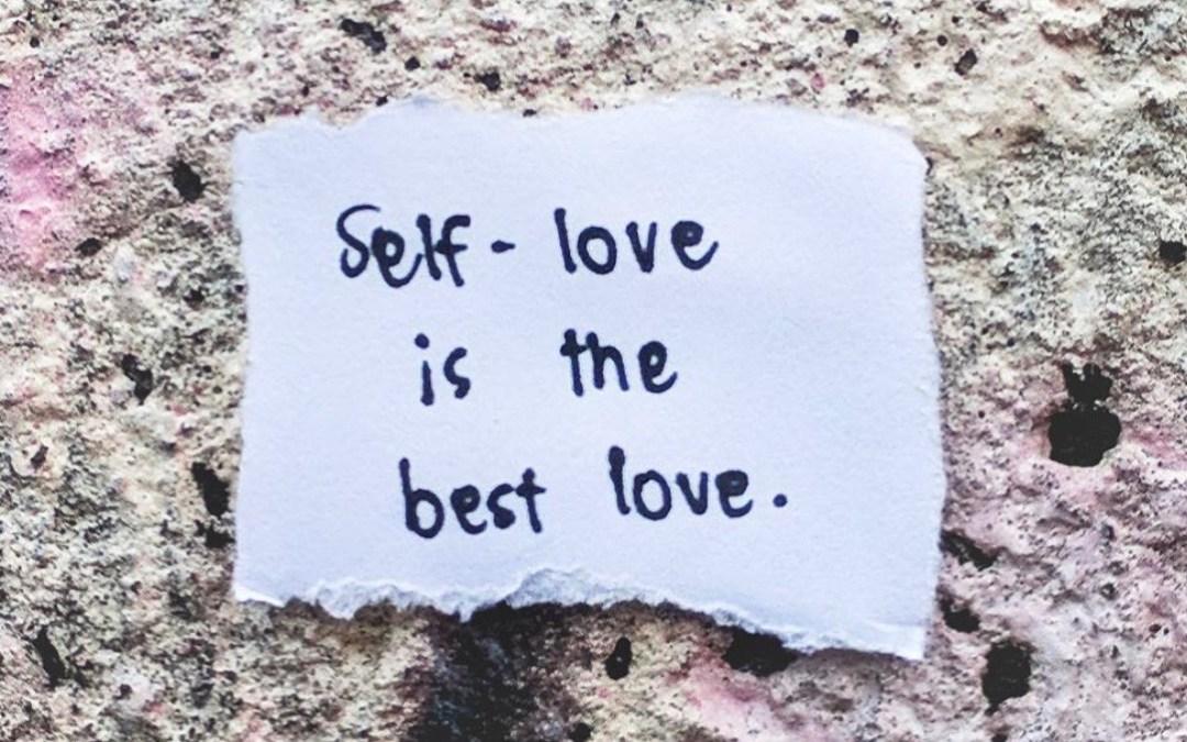 The Art of (Self) Forgiveness