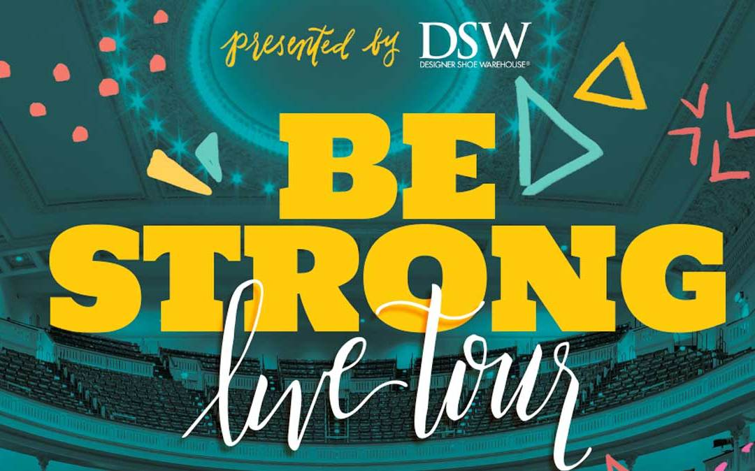 Be Strong » 2018 New York City Event Promo Image