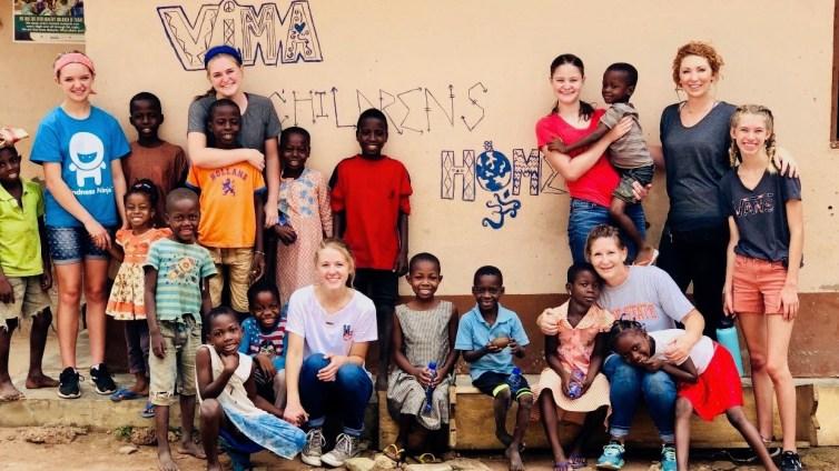 Vima Children's Home, Ghana