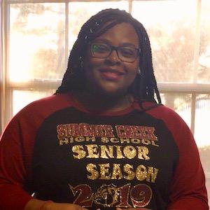 Kiyah - Texas Student Rep Profile Image