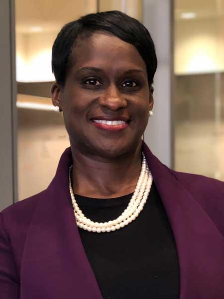 Principal, Francine Baugh