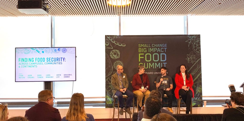 Finding Food Security Panel Discussion