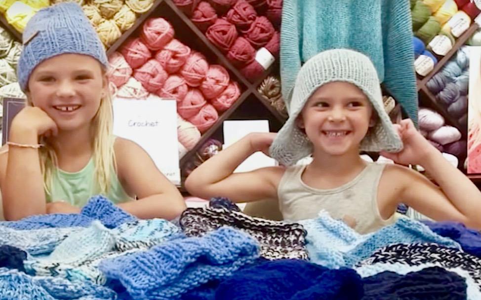Girls_wearing_Hat Not_Hate_hats