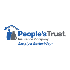 Be Strong Community Partner » People Trust Insurance Logo