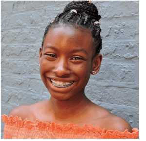 Janae, July 2021 Student of the Month