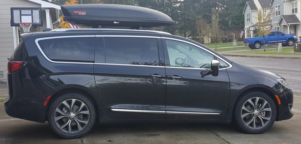 chrysler pacifica roof box buyers guide