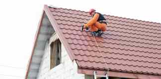 shoes metal roofing