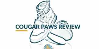 Cougar Paws Roofing Shoes