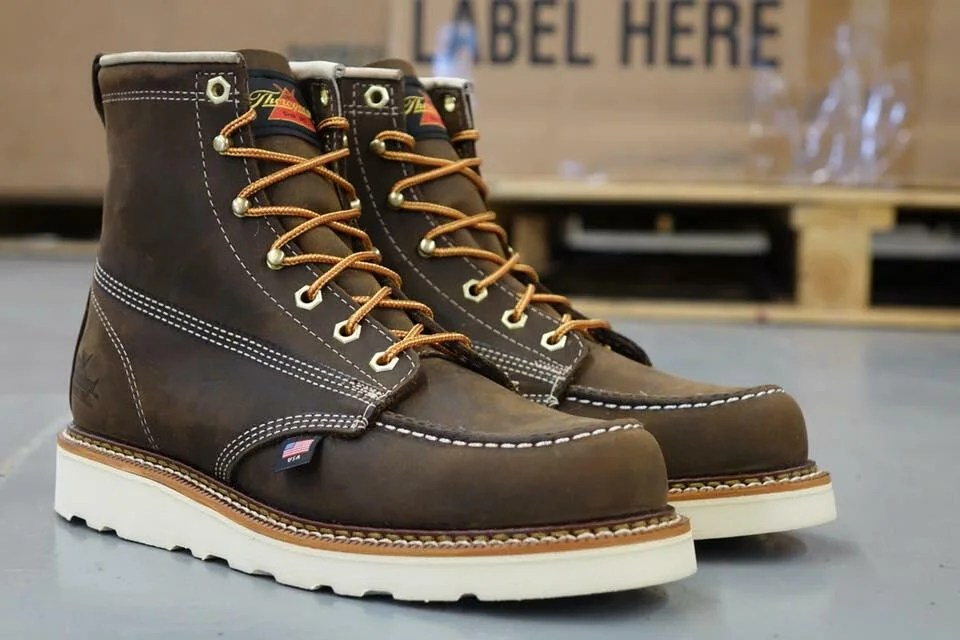 be8b1f4f61e Roofing Work Boots