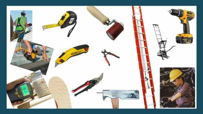 21 Best Tools Every Roofer Needs Reviewed In 2018 Guide