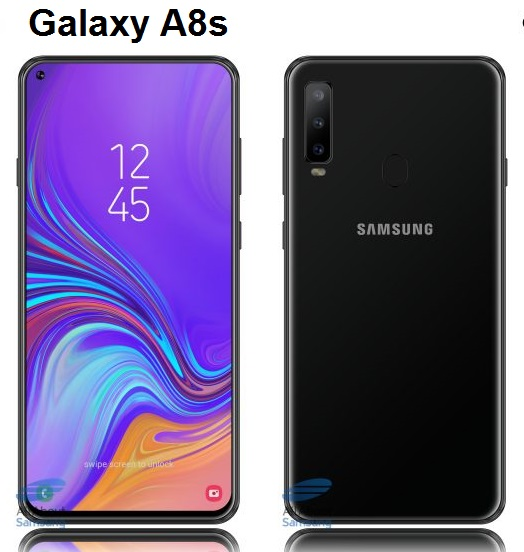 Galaxy A8s هاتف سامسونج Galaxy A8s