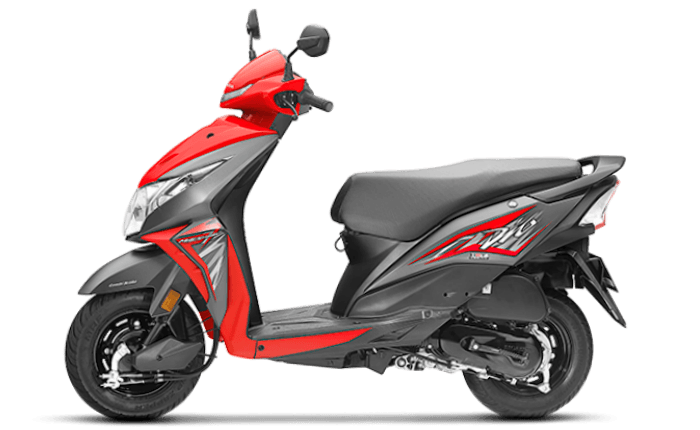 best scooty in india honda dio