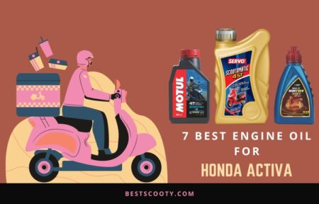 Best Engine oil for Honda Activa